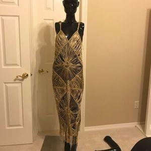 Camilla cover up dress rare